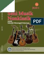 SMK Kelas 10 - Seni Musik Non Klasik