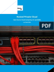 Hosted Private Cloud - Open-Source Cloud Computing mit openQRM