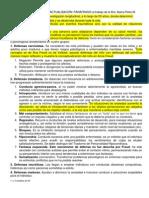 MECANISMOS DE DEFENSA, ACTUALIZACIÓN