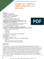 __ El Nacimiento de e.t.a. (1959) La Primera Escision (1966-1967) y La Formacion de e.m.k