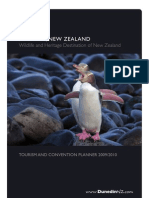 Dunedin Convention Year Planner