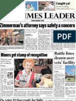Times Leader 07-15-2013
