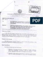 MC 2006-22 Foreign Travel Authority