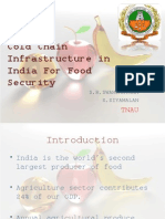 12897953 Cold Chain Infrastructure in Indias