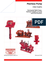 Brochure B1500 All Fire Pumps