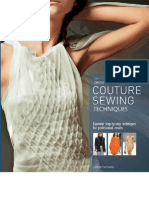 The Dressmaker's Handbook of Couture Sewing Techniques (Gnv64)