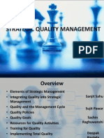 Stratergy Quality Management