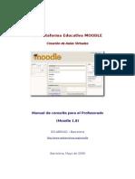 Moodle18 Manual para el profesorado - IES Abroad Barcelona