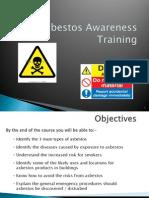 Asbestos Training Presentation