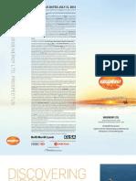 KrisEnergy Ltd - Prospectus (Main Body)