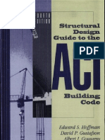 Structural Design Guide to the Aci Building Code Escrito Por Edward s. Hoffman-david p. Gustafson-Albert j. Gouwens (1)