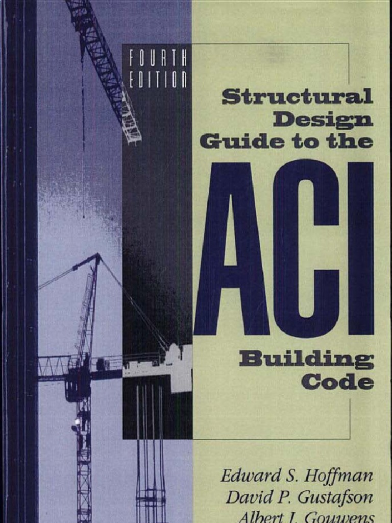 Image Result For Structural Design Guide To The Aci Building Code Pdf