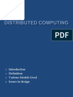 Distributed Computing Lect