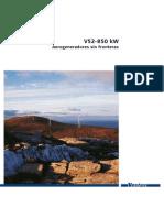 Catalogo del Aerogenerador V52-850 kW.pdf