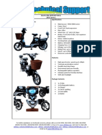 Burbank Ebike Manual