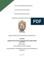 El discurso político Informe final  investigación 2011.sin fotos.doc