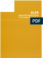 xlpe power cable reference