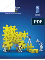Kosovo human development report 2012