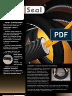 L3341 HeatSeal Insulated PEX Pipe Brochure 2009-07-28