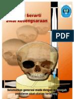 Poster Obat Terlarang