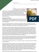 Yeast Fermentation