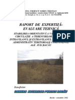Model Raport Expertiza Tehnica Terenuri