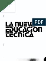 La nueva educación técnica 1977