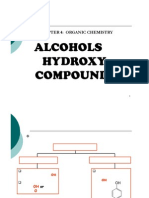 1c Stdnt Chapter 4 ORGANIC CHEMISTRY - Hydroxyl