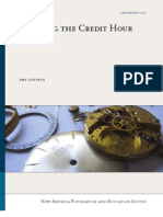 Cracking the Credit Hour Report Sep 2012