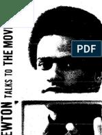Huey Newton Talks To The Movement