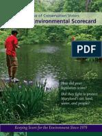 MD LCV 2013 Legislative Analysis (Full Document)
