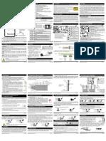 Manual Cerca Eletrica SHOCK CONTROL Ecp