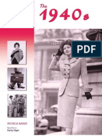 32253685 Fashions of a Decade the 1940s