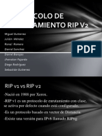 Protocolo de Enrutamiento Rip v2