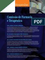 Farmácia Hospitalar - Comissão de farmácia e terapêutica