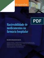 Farmácia Hospitalar - Rastreabilidade de medicamentos na farmácia hospitalar