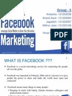 facebook marktng