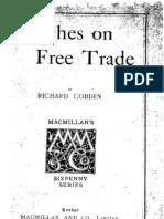 INGLES- COBDEN Speeches on Free Trade [1903].pdf