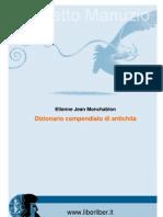 Dizionario compendiato di antichità - PER MAGGIORE INTELLIGENZA DELL'ISTORIA ANTICA SACRA E PROFANA E DEI CLASSICI GRECI E LATINI