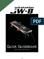 GW-8 Quick Guidebook