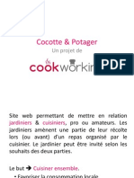 Cocotte & potager