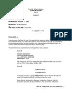Ulep vs. Legal Clinic, Inc.