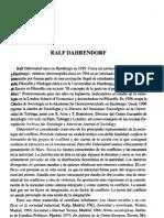 Dahrendorf R Hacia Una Teoria Del Conflicto