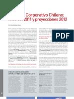 LATAM CHILE 2012 Mercado Corporativo Chileno