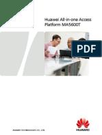248 a39 Huawei Ma5600t Karty Katalogowe