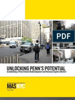 Unlocking Penn's Potential