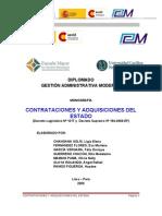Contrataciones y Adquisiones Del Estado_SILVIA