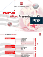 4.Version Rfs Micro Kit