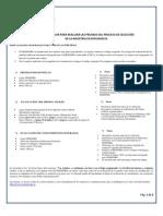 Guia de Pasos Para Evaluaciones.