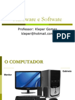 Aula de Hardware e Softwate